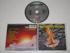 FAITH NO MORE/THE CHOSE RÉELLE (LONDRES 828154) CD ALBUM