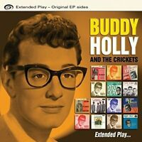 Buddy Holly And The Crickets - Extended Play [CD]