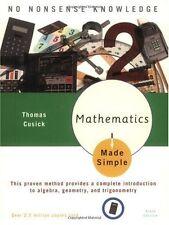 Mathematics Made Simple: Sixth Edition (Made Simpl
