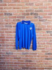 Italy Home 1986-90 Player Shirt #14 Diadora Longsleeve Large L