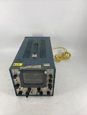 Rare Vintage Tektronix Type 529 Waveform Monitor Oscilloscope Parts Or Repair