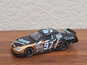 2004 Cup Champion #97 Kurt Busch Sharpie 1/64 Team Caliber NASCAR Diecast