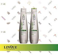 Matrix Biolage Fiberstrong Bamboo Shampoo Conditioner 400 mL for Weak Hair Duo