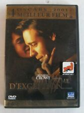 2DVD UN HOMME D'EXCEPTION - Russell CROWE / Ed HARRIS - Ron HOWARD