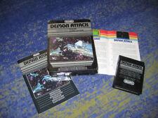 G 7000 Philips Videopac demon attack IMAGIC VIDEOPAC g7000 g7400 Anl. Neuf dans sa boîte catalogue