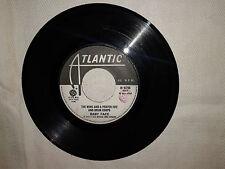 "The Wing And A Prayer Fife/Baby Face-Disco Vinile 45 Giri 7"" Ed.Promo Juke Box"