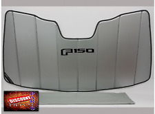 Ford 2015-2020 F-150 Sunshade Factory w/ Logo & Storage Bag VJL3Z-78519A02-A