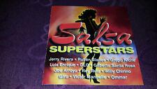 CD Salsa / Superstars - Album 1997