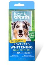 TropiClean Advanced Whitening Clean Teeth Oral Care Gel 59ml Dental Hygiene
