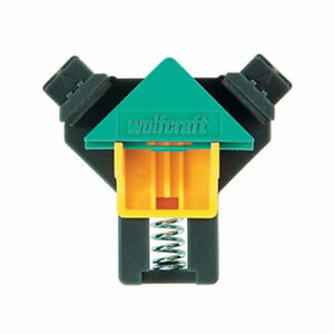 """""""genuine""""Wolfcraft 3051000 Corner Clamps ES 22 2 Pieces """"FreeShip&Tracking"""