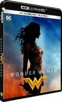 Blu Ray 4K + Blu Ray : Wonder Woman - NEUF