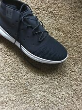 UA Charged Black Shoes Mid