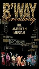 BROADWAY - THE AMERICAN MUSICAL- B'WAY- 5 DISC,106 TRACKS, NoShrink NeverPlayed