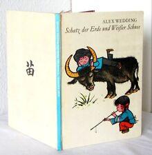 Schatz der Erde und weißer Schnee, Wedding, Klemke - CHINA, Märchen -  1961 EA
