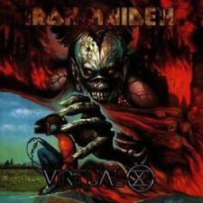 "IRON MAIDEN ""VIRTUAL XI"" CD NEUWARE"