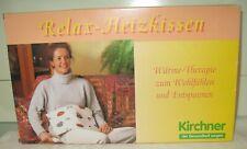 Kirchner Relax - Heizkissen Neu in original Verpackung elektrisch, auto.Abschalt