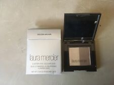 LAURA MERCIER Luster Eye Colour Duo GOLDEN BROWN - NEW IN BOX