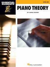 Essential Elements Piano Theory Level 1 Educational Piano Library 000296926
