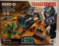 Transformers Robots in Disguise Kre-o Strongarm Capture Cruiser Hasbro 6-12