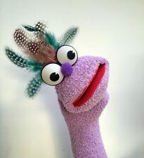 Sock Puppet New handmade Sock Hand Puppet