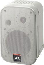 JBL Control 1 PRO WH weiss 150 Watt Lautsprecher Box Monitor mit Wandhalterung