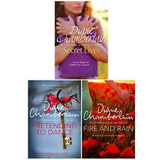 Diane Chamberlain 3 Books Collection Set Secret Lives, Pretending to Dance NEW
