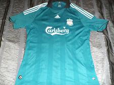Liverpool FC adidas 2008 / 2009 third shirt jersey trikot XL