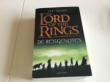 The lord of the rings , De reisgenoten , ISBN 9022531961