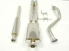 CatBack OBX Exhaust System 93-98 VW Jetta III 2.0L & FITS 4Cyl 94-95 2.8L 6Cyl