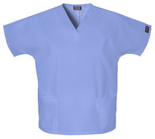 Cherokee Workwear Scrubs 4700 Scrub Top All Colors and Sizes With Tags Ciel L