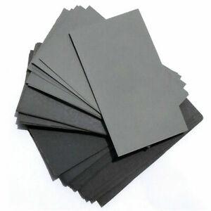 70 Pcs Sandpaper Wet Dry 600 800 1000 1200/1500/2000 2500 Grit Sanding Paper Kit