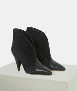 Isabel Marant rare ARCHEE suede ankle boots size 39/8