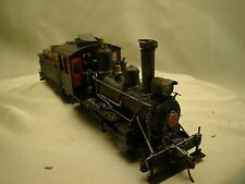 Ho On30 Logging Locomotive Dcc - custom weathered, painted, decorated - lot 1a