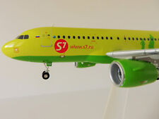 S7 airlines airbus a319 1/200 Herpa 559072 a 319 a320 Siberia moscú oneworld