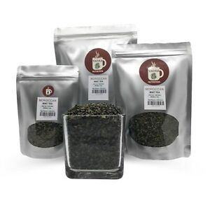 Herbal Moroccan Mint Tea Loose Leaf helps in Reducing Stress and Anxiety
