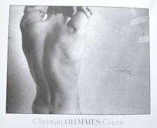 Christian Coigny ohmmes poster stampa d'arte immagine 50x60cm-SPEDIZIONE GRATUITA
