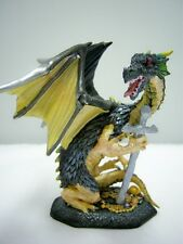 Ardour Envy's Dragon Figurine - Bradford Exchange