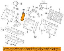HONDA OEM 2012 Civic Rear Seat-Armrest Cover 82995SNAA01ZG