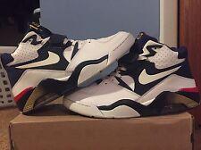 "Nike Air Force 180 ""Olympic"" Size 10.5 Barkley Jordan 1 3 4 5 6 OG Retro"