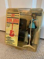 Jon Bon Jovi Action Figure 2007 McFarlane Toys