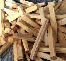 SIX Palo Santo Holy Wood Smudge Sticks -  Rich & Aromatic Eco Sourced Ecuador