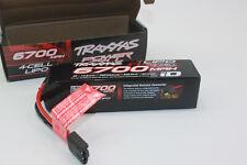 Traxxas TRX 2890 x Batteria 6700mAh 14,8V 4-Zellen 25C Lipo con Connettore Id