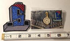 SUICIDAL TENDENCIES PIN & PATCH Set