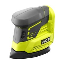 Ryobi 18V ONE+ Cordless Corner Sander Compact Design  Tight Spaces-Skin Only