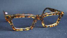 Vintage EVOS Brille Design W. Proksch Y4 23 Sun Glasses Frame NOS Unisex Neu