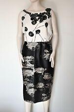 MARINA RINALDI by MAX MARA, Emroidered Dress Size MR 29, 20W US, 50 DE, 58 IT