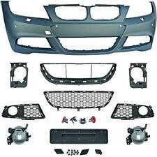Paraurti anteriore TUNING BMW Serie 3 E90 E91 08-11 look sportivo M3 verniciabil