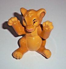 Disney China Porcelain Ceramic Lion King Simba Cub Figurine Figure 2.5in Vintage