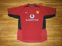 CAMISETA MAILLOT TRIKOT SHIRT JERSEY MAGLIA MANCHESTER UNITED ROONEY MATCH ISSUE