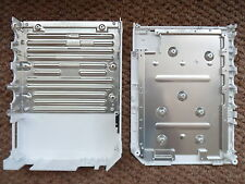 NINTENDO WII CONSOLE REPLACEMENT SHELL CASE CASING WITH METAL CHASSIS